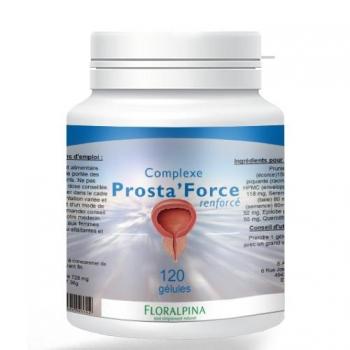 Prosta'force renforcé 120 gélules
