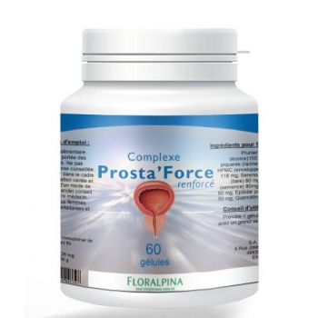 Prosta'force renforcé 60 gélules