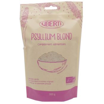 Psyllium blond (plantago ovata) bio 300g