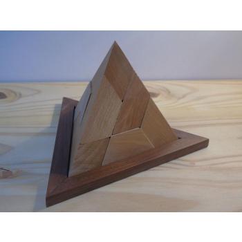 casse-tête la pyramide 5 pièces
