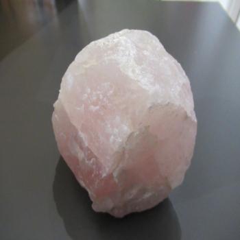 Quartz rose brut 3