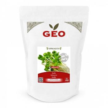 Radis - Graines à germer bio - 500g - Geo