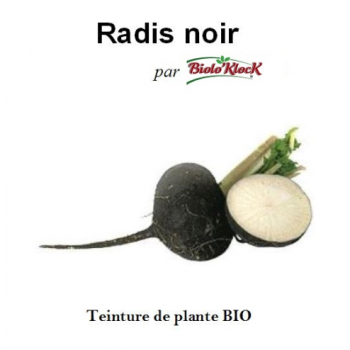 Extrait de Radis noir - 100ml