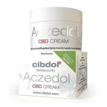 Aczedol CBD Cream - 50ml - Cibdol