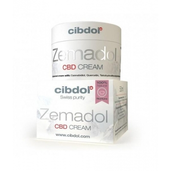 Zemadol CBD Cream - 50ml - Cibdol