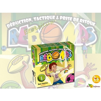 jeu de cartes Rebonds