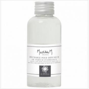 Recharge diffuseur de parfum - Fleur de dentelle - 100 ml - Mathilde M.