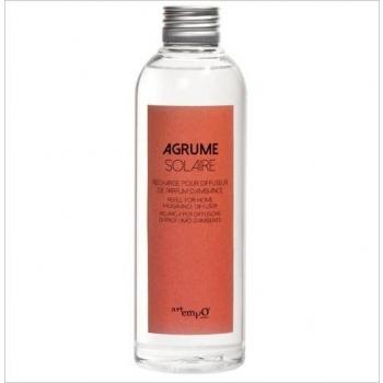 Recharge diffuseur parfum d'ambiance - Agrume Solaire - 200ml - Artempo