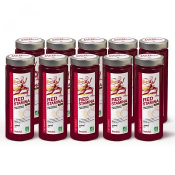 Pack Olympique - Red Stamina - Un jus 100% naturel, pressés à froid pour gagner en Performance et en Récupération de manière saine et durable !