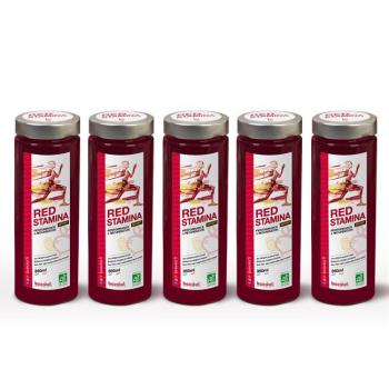 Pack Champion - Red Stamina - Jus 100% naturel, pressés à froid pour gagner en Performance et en Récupération de manière saine et durable !