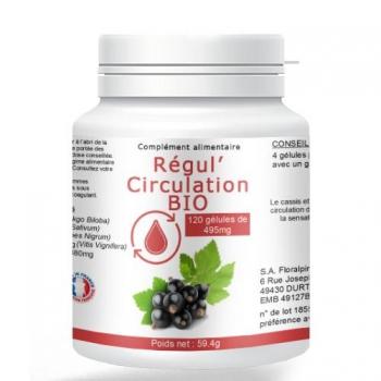 Régul'circulation Bio 120 gélules
