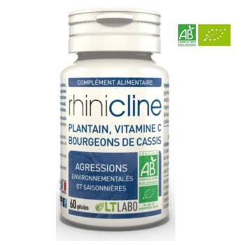 Rhinicline - LT Labo - 60 Gélules