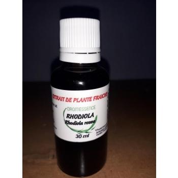 EPF BIO (Extrait de plantes fraiches) Rhodiole  10 ml DROMESSENCE