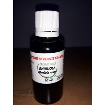 EPF BIO (Extrait de plantes fraiches) Rhodiole 30 ml DROMESSENCE