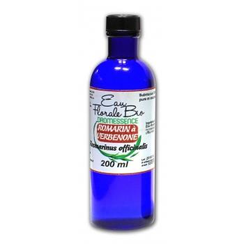 Hydrolat  (ou eau florale ) de Romarin BIO 200ml DROMESSENCE