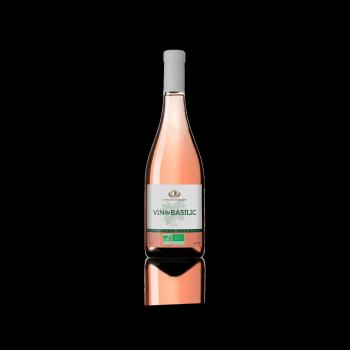 TITRE DE NOBLESSE® Vin au Basilic - Rosé