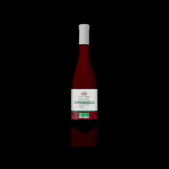TITRE DE NOBLESSE® Vin au Basilic - Rouge