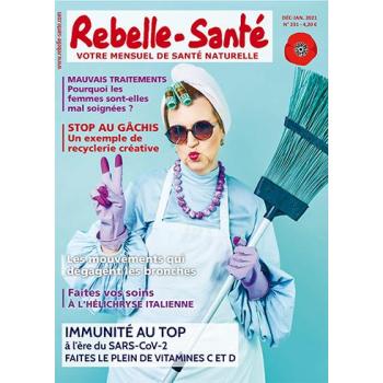 Rebelle-Santé de Décembre 20-Janvier 2021