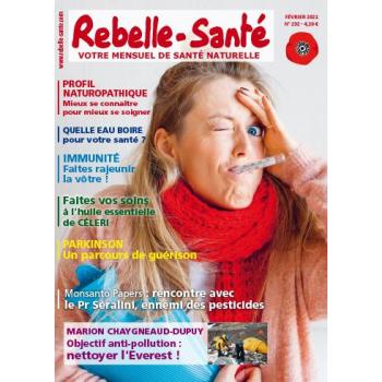 Rebelle-Santé de Février 2021