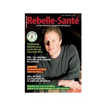 Magazine Rebelle-Santé de Février 2017
