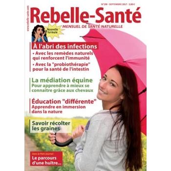 Rebelle-Santé de SEPTEMBRE 2017