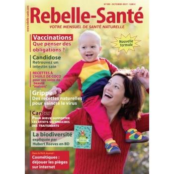 Rebelle-Santé d'OCTOBRE 2017