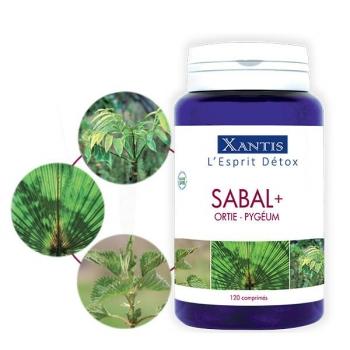 Sabal+ 120 comprimés / 30 jours