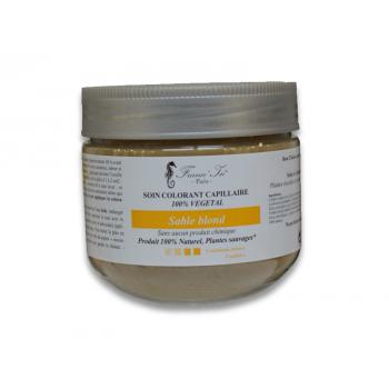 Soin Colorant Sable Blond 100 % Végétal 140 G