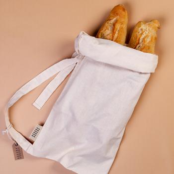Le sac à pain pour 2 baguettes