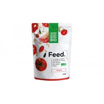 FEED. Sachet 5 repas Poudre BIO Tomates - 750g