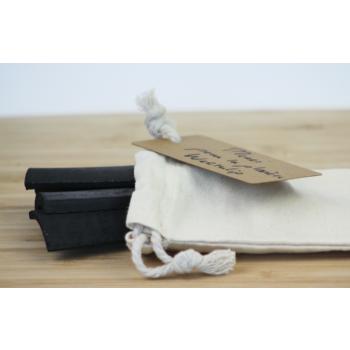 Charbon de bambou naturel⎥ filtre à eau | pack 4 bâtons