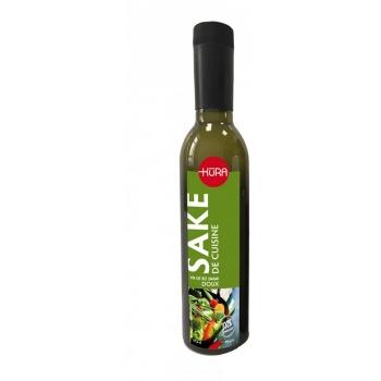Saké de cuisine Bio DOUX 9° - 37,5cl