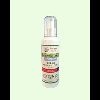 Crème Antalgique Naturelle Anti Douleurs Musculaires - 170ml