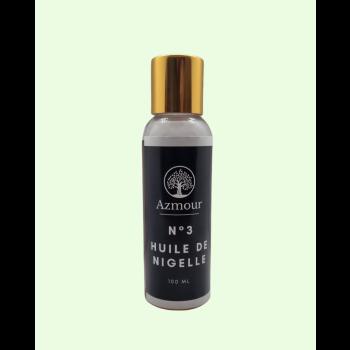 Huile de Nigelle Pure d'Egypte Anti-Acné - 100 ml