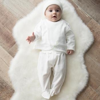 Sarouel velours coton bio