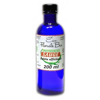 Hydrolat ( ou eau florale ) Sauge BIO 500 ml DROMESSENCE