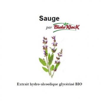 Extrait de Sauge - 50ml