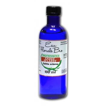 Hydrolat (ou eau florale ) Sauge Sclarée 100 ml