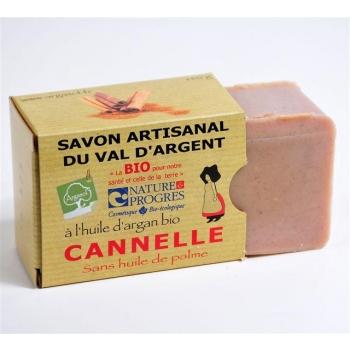 Savon Cannelle 140G