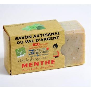 Savon Menthe 140G