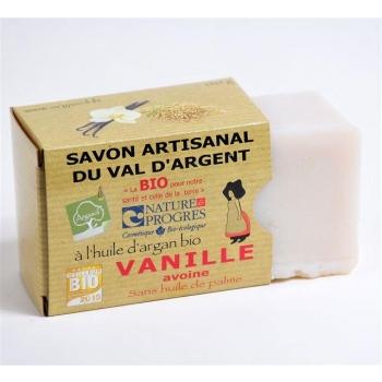 Savon Vanille Avoine 140G
