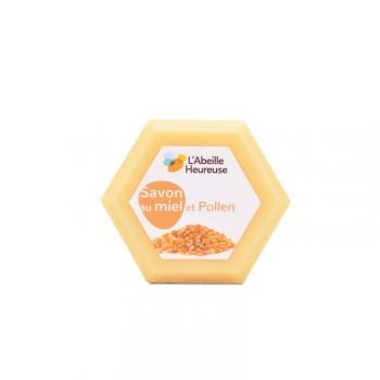 Savon au miel et Pollen 100g