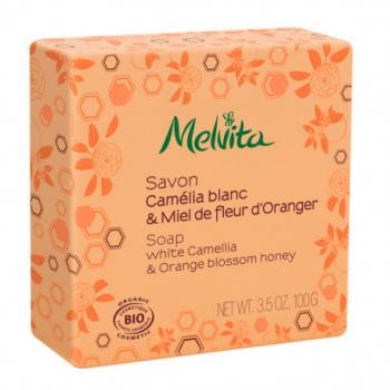 savon-bio-camelia-blanc-miel-de-fleur-doranger-melvita