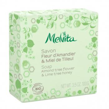 savon-bio-fleur-damandier-miel-de-tilleul-melvita