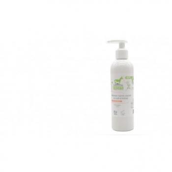 Savon liquide au lait d'ânesse bio peau atopique camomille  250ml