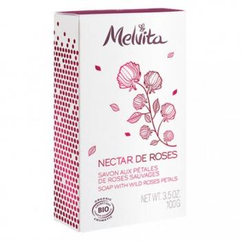 savon-nectar-de-roses-melvita