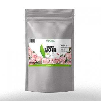 Savoir noir bio aromatisé rose copeaux 1kg