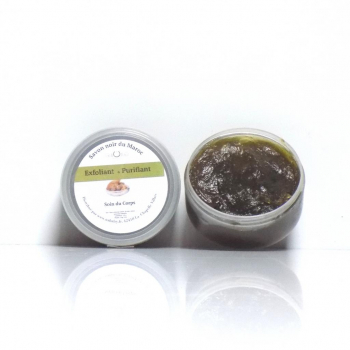 Soin purifiant - Savon noir du Maroc