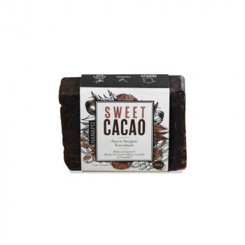 """Savon surgras au chanvre et cacao - """"Sweet cacao """""""