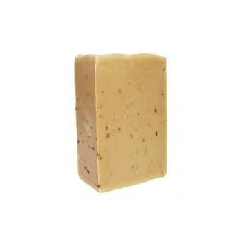 Savon à l'huile de pépins de figue de barbarie et au lait de chevre alpine Bio